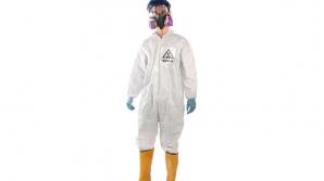 Echipament de protecţie anti-Ebola, pus în vânzare de Halloween