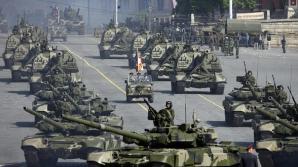 Paradă militară la Moscova