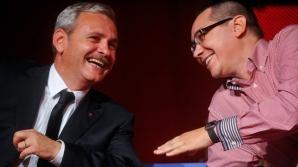 Ponta, întrebat dacă îl va sancţiona pe Dragnea: Cred că s-a sancţionat singur