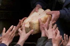 Ajutoarele sociale de la UE, numai pe bază de CUPON / Foto: alba24.ro