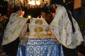 SFÂNTA CUVIOASĂ PARASCHEVA. PELERINAJ impresionant la moaştele Sfintei Cuvioase Parascheva / Foto: bzi.ro