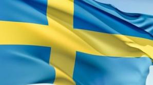 Ministrul suedez de Externe a anunţat că Guvernul său a recunoscut, joi, prin decret statul Palestina