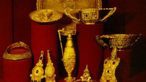 Furtul Cloştii de aur de la Muzeul Naţional