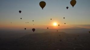 Despre ținutul fabulos al Cappadociei se pot scrie cărți întregi