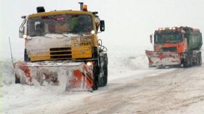 Zăpada a surprins iarăși autoritățile