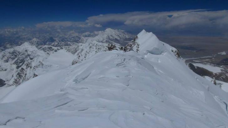 Cum arată lumea de la 8.000 de metri înălţime