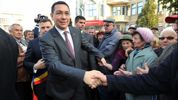 Guvernul Ponta anunță alimente mai ieftine în 2015 (P)