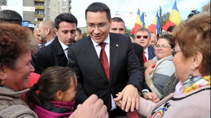 Ponta: Pe 4 noiembrie anunț variante de premier. Maior și Tăriceanu se califică