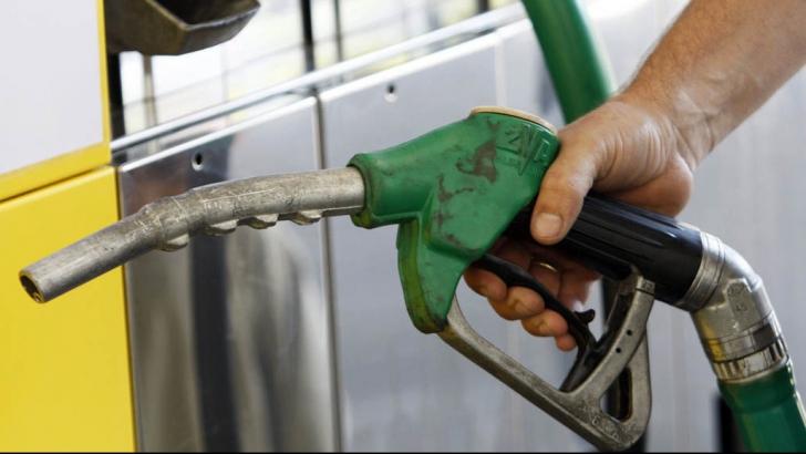 <p>Benzina s-a ieftinit</p>