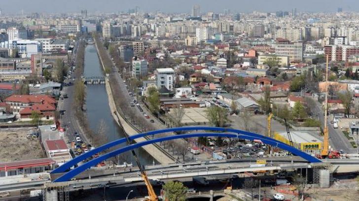 Circulaţia pe al doilea pod al pasajului Mihai Bravu, DESCHISĂ MARŢI
