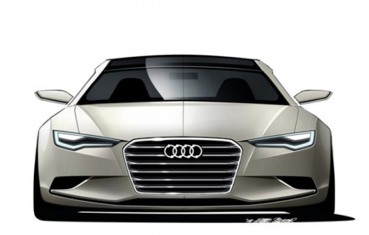 Audi publică primul teaser al conceptului care dictează noul design Audi