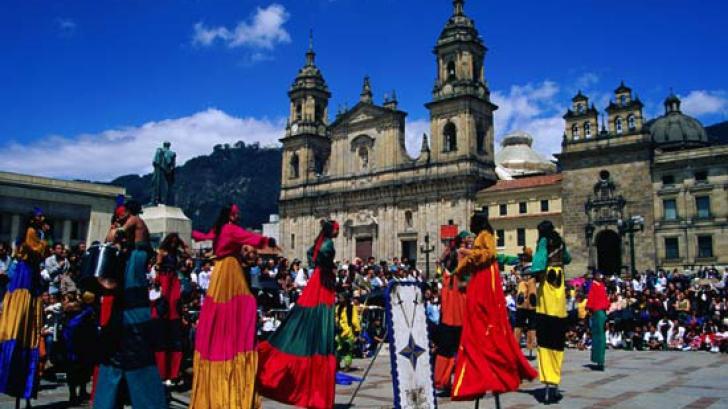 18 zile libere pe an în Columbia