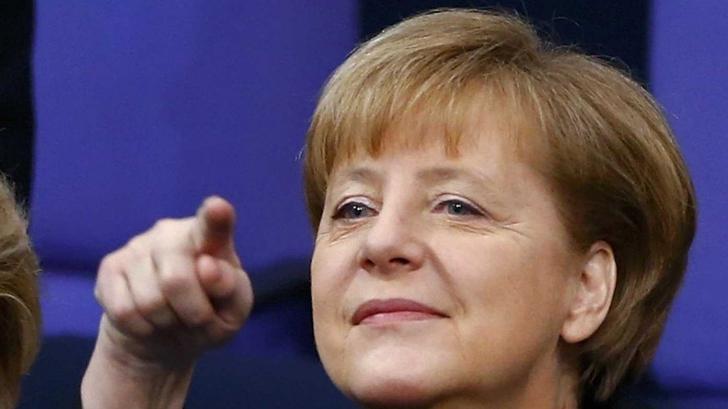 Ce a spus Angela Merkel despre presupusa vizită în România, de luna viitoare