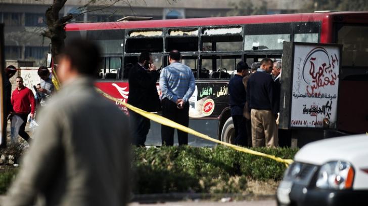 PANICĂ într-un autobuz: bateria unui telefon mobil a explodat!