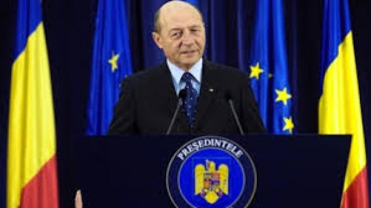 Băsescu: Ucraina să găsească bani să plătească datoriile la gaz. Nu poate cere bani mereu!