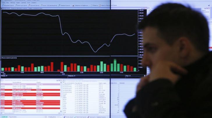 Un nou minim pentru rubla
