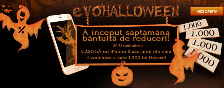 Campanie Halloween evoMAG