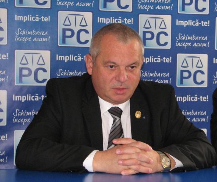 Deputatul Ion Diniță află mâine dacă va fi arestat preventiv sau nu