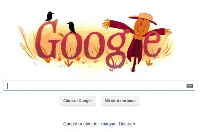 Google celebrează sărbătoarea de Halloween