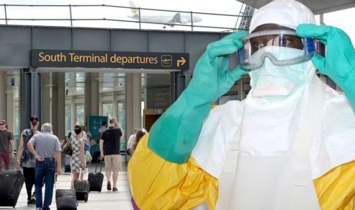 EBOLA: Controale medicale pe aeroportul Heathrow, începând de marți