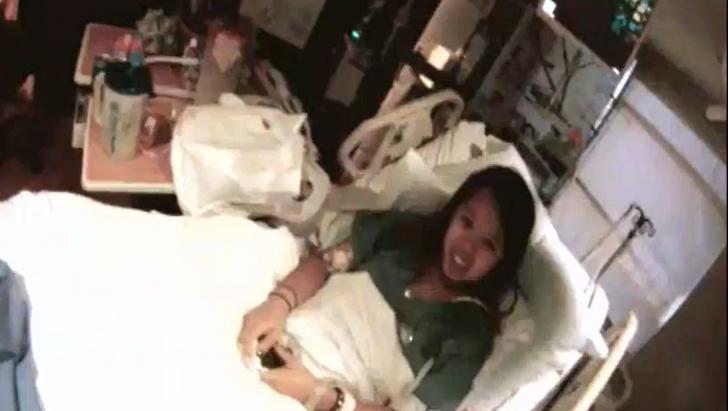 Prima asistentă medicală contaminată cu virusul Ebola în Statele Unite apare zâmbitoare şi lucidă într-o înregistrare video