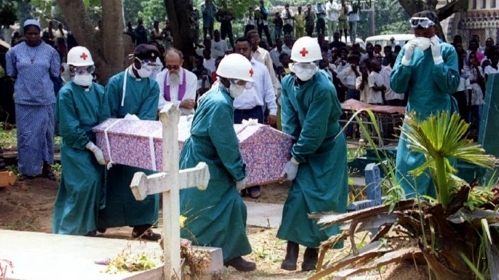 EBOLA: Crește numărul deceselor