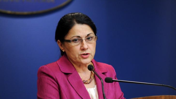 Ecaterina Andronescu: Nu sunt probe le dosar. Dacă eram vinovată, îmi dădeam demisia