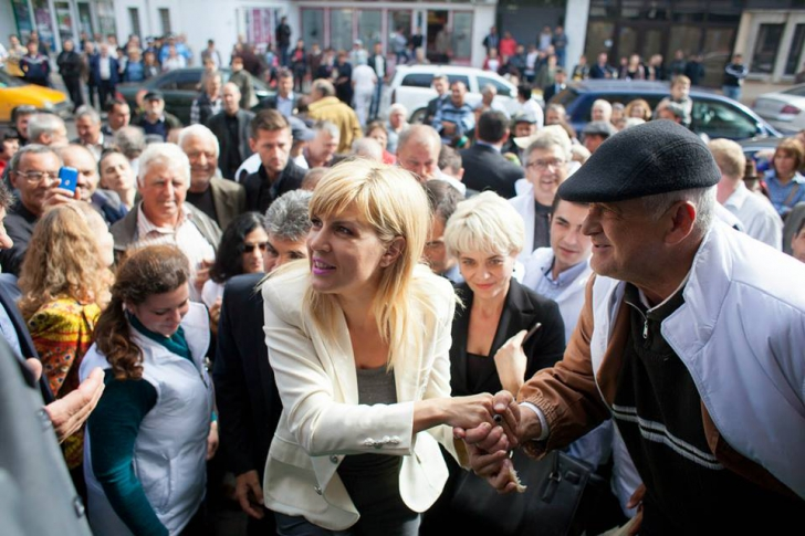 Elena Udrea: Este puțin probabil ca Traian Băsescu să fie premier