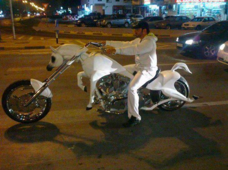 Doar în Dubai poţi să vezi aşa ceva