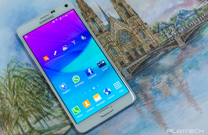 Accesoriile SNOBILOR: germanii tocmai le-au lansat pentru Galaxy Note 4