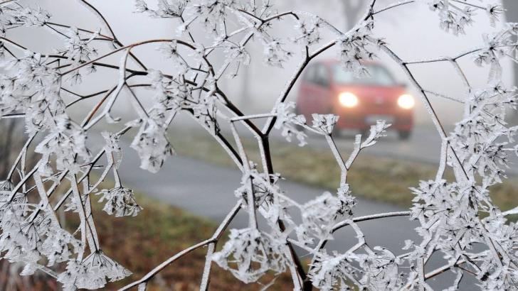 Record de frig pentru această iarnă