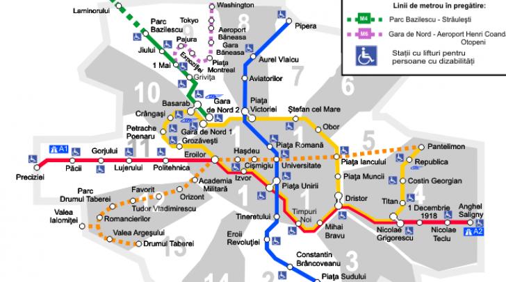 Toate proiectele Metrorex sunt trecute pe finanţare europeană nerambursabilă
