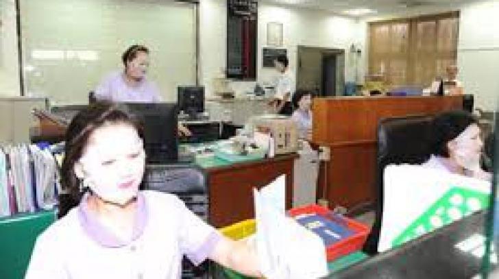 Funcţionarii fantomă din China