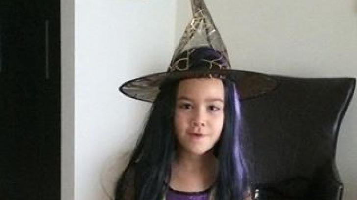 Ponta, fotografie cu fiica sa, Irina, de Halloween: M-am trezit cu o veritabilă VRĂJITOARE!