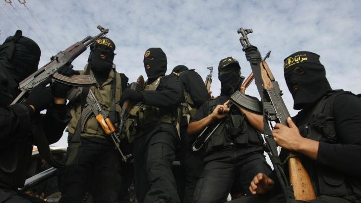 MĂCEL. Câte persoane au executat jihadiștii în nordul Irak-ului