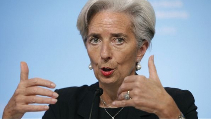 Christine Lagarde (FMI): Ieşirea Greciei din zona euro este o posibilitate