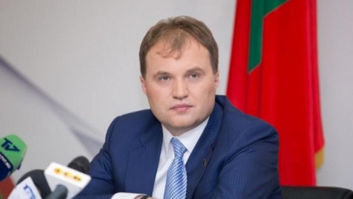Transnistria respinge planul lui Dodon de federalizare a Republicii Moldova