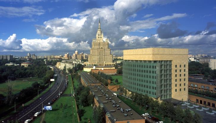 Ambasada SUA din Moscova