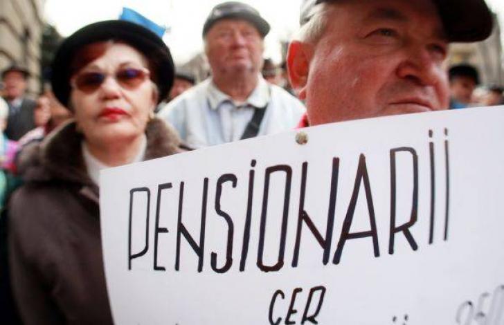 Deficit record la fondul de pensii