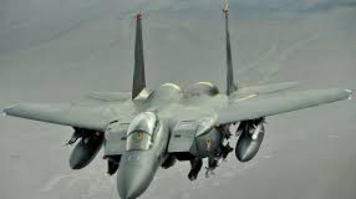 SUA, raiduri aeriene în zona grupării STAT ISLAMIC