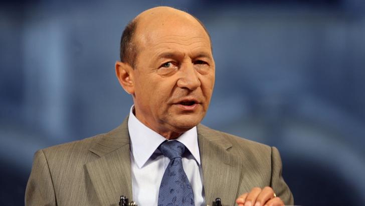 Traian Băsescu: Nu vreau să fiu președintele PMP