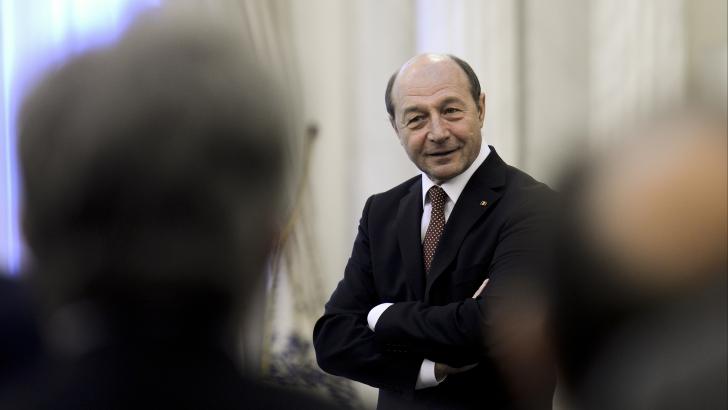 Declarații incendiare ale lui Traian Băsescu