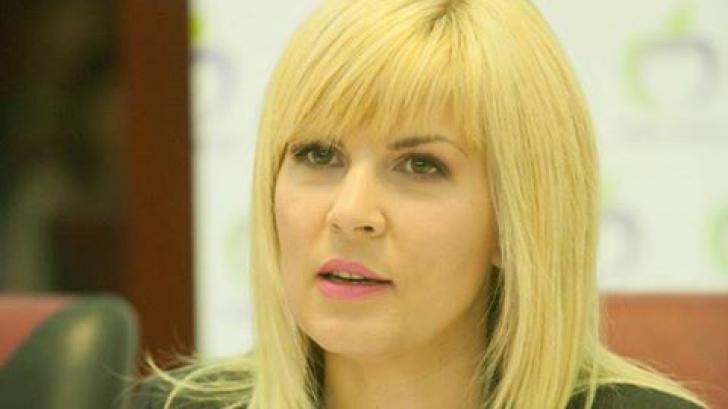 Elena Udrea: Luni seara am fost fotografiată în propria locuinţă. Mi-a fost teamă!
