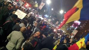Proteste ALEGERI 2014: Manifestaţie la Bucureşti