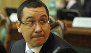 """Probleme """"neaşteptate"""" pentru Victor Ponta"""