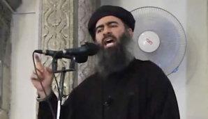 Liderul SI, Abu Bakr al-Baghdadi