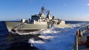 Tensiuni pe mare, între Australia şi Rusia