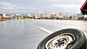 Accident teribil, la Cluj
