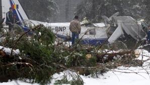 ACCIDENTUL DIN APUSENI: Procurorii au audiat angajaţi ai ROMATSA, MT şi Şcolii de Aviaţie