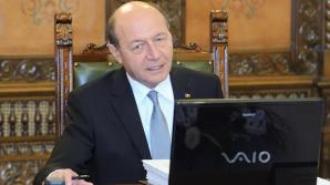 Băsescu a cerut în CSAT ca tranzitul gazelor din Marea Neagră să se facă prin Transgaz